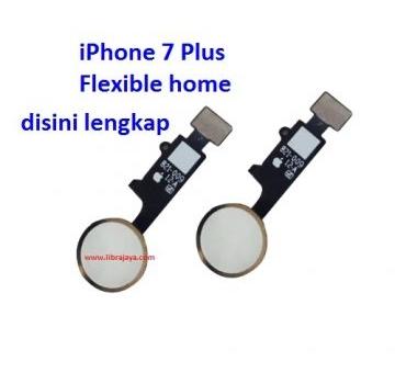Jual Flexible home iPhone 7 Plus