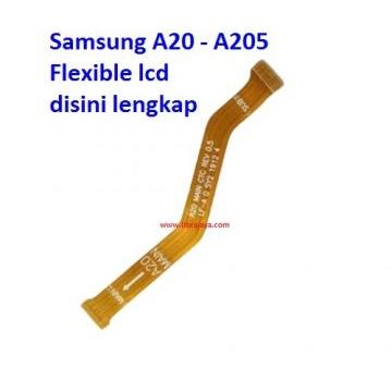 Jual Flexible lcd Samsung A205