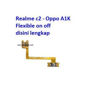 flexible-on-off-realme-c2-oppo-a1k