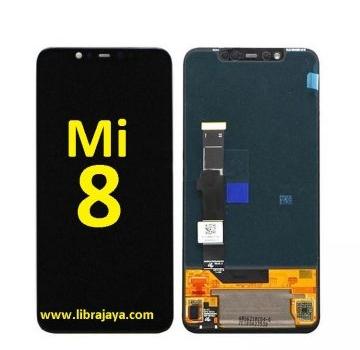 Jual Lcd Xiaomi Mi8 harga murah