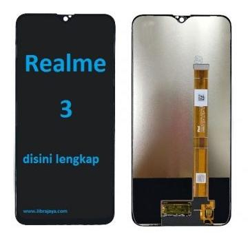 Jual Lcd Realme 3