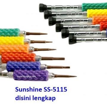 obeng-set-sunshine-ss-5115