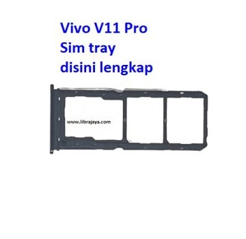 Jual Sim tray Vivo V11 Pro