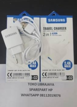charger samsung cm-02 white dus