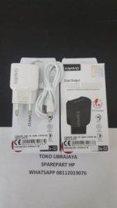 charger samsung v8 2usb cvp24-02 vanvo black
