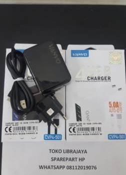 Charger Samsung V8 4Usb Cvp4-501 Vanvo Black