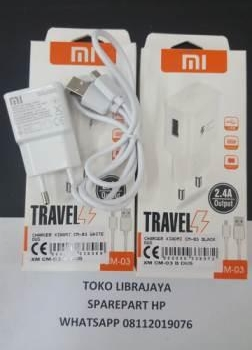 Charger Xiaomi Cm-03 White Dus