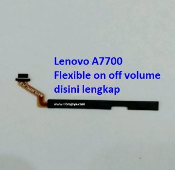 Jual Flexible on off volume Lenovo A7700