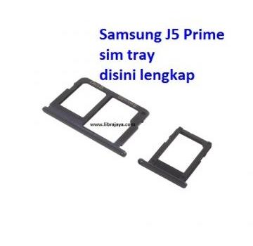 Jual Sim tray Samsung J5 Prime