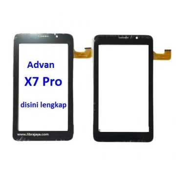 Jual Touch screen Advan X7 Pro White