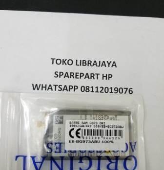 Batre Samsung G973 Ori-Galaxy S10-Eb-Bg973Abu