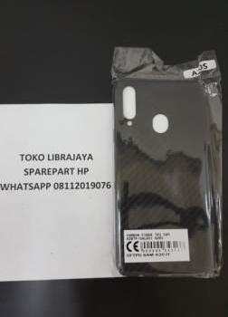 Carbon Fiber Tpu Samsung A207F-Galaxy A20S