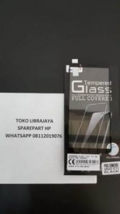 Tempered Glass Vivo Y71 5D Black Pro Dimensi