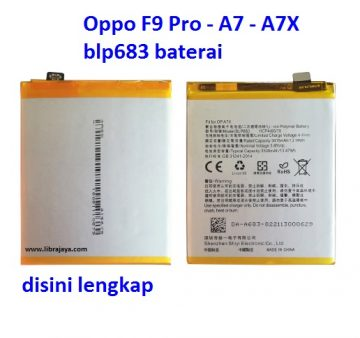 Jual Baterai Oppo F9