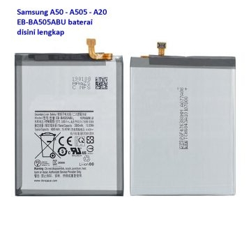 Jual Baterai Samsung A505