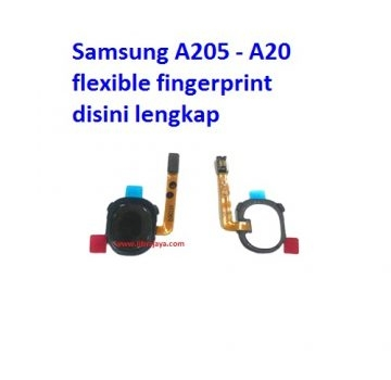 Jual Flexible fingerprint Samsung A205