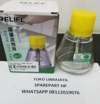 Botol Tiner Relife Rl-055 150Ml-Kelengkapan alat serpis hape