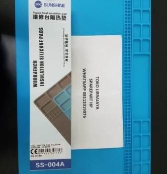 Service Pad Silicone Sunshine Ss-004A-Tatakan alat serpis hape
