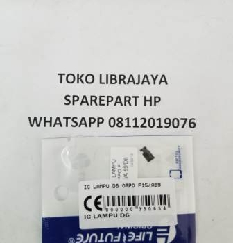 Ic Lampu D6 Oppo F1S- Oppo A59