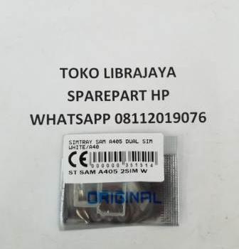Simtray Sam A405 Dual Sim White-A40
