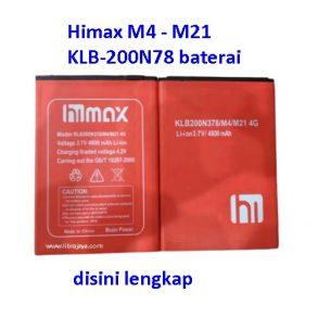 baterai-himax-m4-m21-klb-200n78