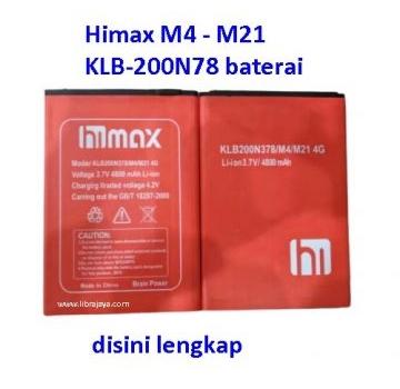 Jual Baterai Himax M4