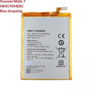 Jual Baterai Huawei Mate 7 murah