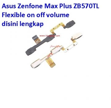 Flexible on off Zenfone Max Plus ZB570TL