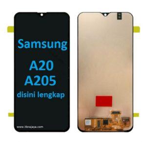 lcd-samsung-a205