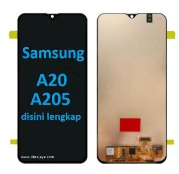 Jual Lcd Samsung A205