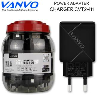 BATOK CHARGER CVT2-411 VANVO BLACK