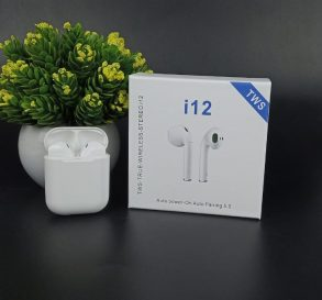 HANDSFREE BLUETOOTH I12 WHITE