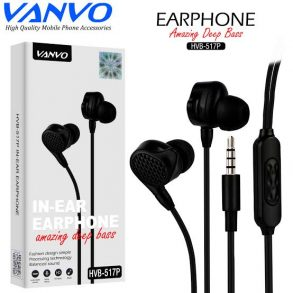 HANDSFREE VANVO HVB-517P BLACK