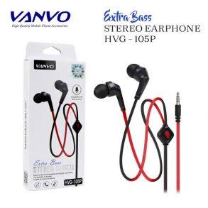 HANDSFREE VANVO HVG-105P BLACK