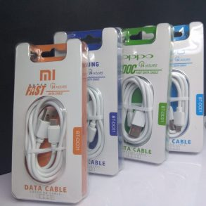KABEL DATA MICRO BT-DC-01 SAMSUNG WHITE FAST CHARGING PACK