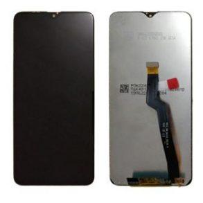 LCD SAMSUNG A105F BLACK-TS-A10-M10-M105F