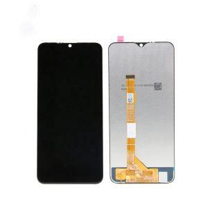 LCD VIVO Y19 BLACK-TS