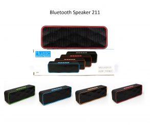 SPEAKER BLUETOOTH S211