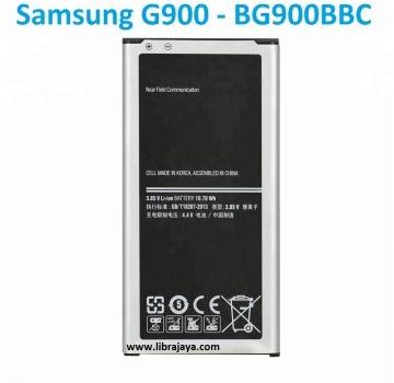 Jual Baterai Samsung G900-S5 BG900BBC