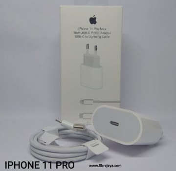 charger iphone 11 ori fast charging