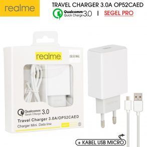 CHARGER OPPO MICRO WHITE ORI 99% PACK-OP52CAED
