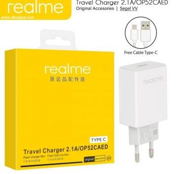 Charger Realme Type C harga murah