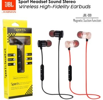 HANDSFREE BLUETOOTH JBL-001