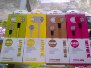 HANDSFREE PAPADA PA-600 BLACK PP
