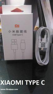harga kabel data xiaomi type-c