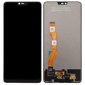 LCD OPPO F7 BLACK-TS