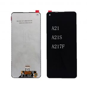 LCD SAMSUNG A217F BLACK-TS-GALAXY A21S
