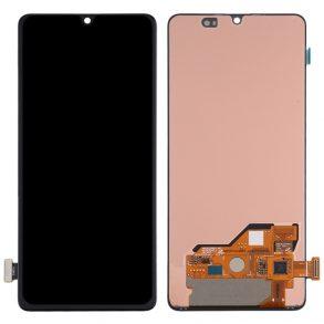 LCD SAMSUNG A415F BLACK-TS-GALAXY A41