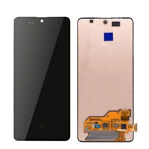 LCD SAMSUNG A515 BLACK-TS-GALAXY A51