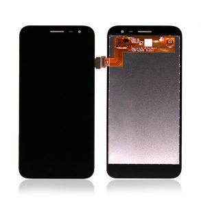 LCD SAMSUNG J260 BLACK ORI-TS-J2 CORE
